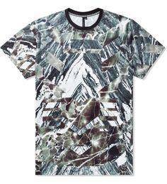 Uppercut Multicolor Marble Print T-Shirt | HYPEBEAST Store. Shop Online for Men's Fashion, Streetwear, Sneakers, Accessories