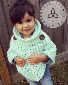 This listing is for the Crochet PATTERN only. Written instructions provided as a PDF digital download to create a cowl neck poncho. This