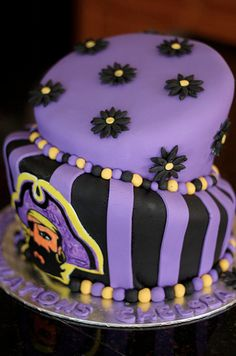 ECU cake for graduation party