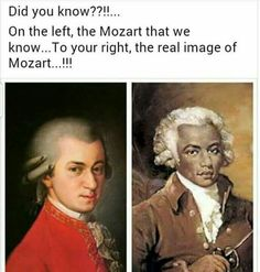 Misinformation of History