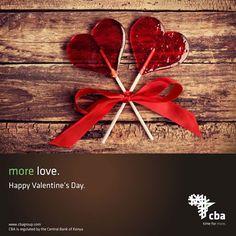Happy Valentine's Day! #banking #nyali #mombasa
