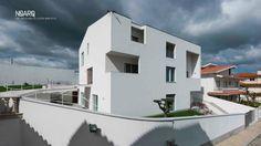 FC HOUSE - Houses - #noarq #renovation #architecture #houses #white #grey #whitedesign - by José Carlos Nunes de Oliveira - © NOARQ - Deco Design by B.Loft + OBibelot - Photography by Arménio Teixeira
