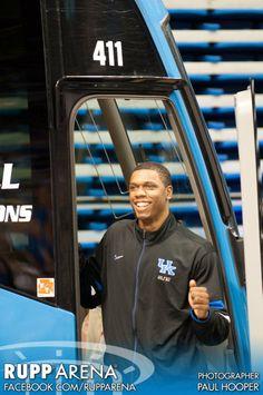 Jones-- love that smile!