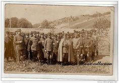 WWI - OHRDRUF - PRISONNIERS REGIMENTS 10 11 24 33 45 ET COLONIALE - PRETRE…