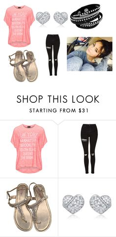 """""""Day-Window Shopping (SPN Alter Destiny)"""" by krissykane ❤ liked on Polyvore featuring Replace, Topshop and Lilly Pulitzer"""