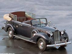 Packard Twelve Presidential Convertible Sedan '1939