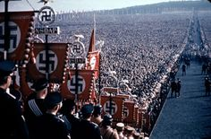 Shocking Images Of Adolf Hitler's Dramatic Rise To Power