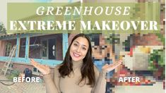 EXTREME Room Makeover - Tips & Tricks | PLANT ROOM - YouTube Extreme Makeover, Makeover Tips, Makeover Before And After, Room With Plants, Organization, Videos, Youtube, Beautiful, Mariana
