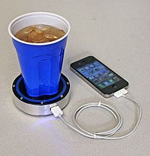 Power Charger Fuels Your Smartphone Using Just A Hot Or Cold Source #Technology