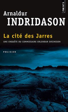 La cité des jarres par Arnaldur Indriðason