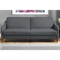 Shop DHP  2148429 Jasper Coil Futon at ATG Stores. Browse our futons, all with free shipping and best price guaranteed.