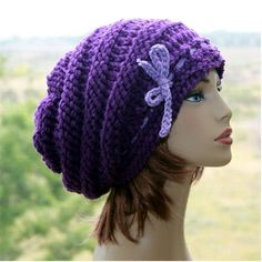 Check out this item in my Etsy shop https://www.etsy.com/listing/461336978/womens-chunky-hat-knit-winter-slouchy
