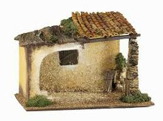 casas para pesebres - Buscar con Google Nativity Crafts, Xmas Crafts, Birch Branches, Clay Houses, Fairy Houses, Little Houses, Miniatures, Outdoor Decor, Home Decor