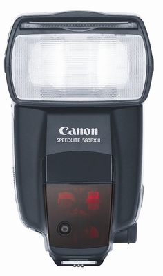 Amazon.com: Canon Speedlite 580EX II Flash for Canon EOS Digital SLR Cameras: Camera & Photo