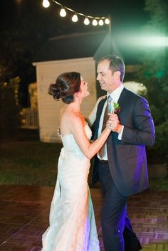 First Dance on Northwest Lawn Wedding Planner: The Simplifiers scottstater.com