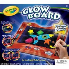Crayola toys at Kohl's - This Color Explosion Glow Board from Crayola turns drawings into vibrant masterpieces. Shop our full selection of toys and games at Kohl's. Sensory Toys For Kids, Kids Toys, Cool Gifts For Kids, Kids Gifts, Color Explosion, Pink Drawing, Crayola, Crazy Mom, Neon Glow