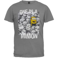 Despicable Me - One in a Minion T-Shirt