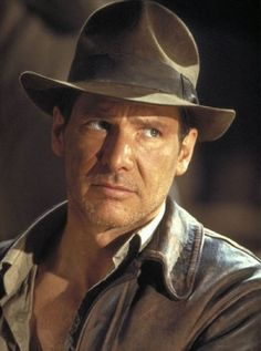 a4a38ed1447 Indiana Jones always wore his legendary hat throughout his archeological  adventures. Henry Jones Jr