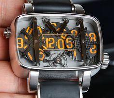 4N 4N-MVT01/D01 Watch Hands-On   Flash Sale