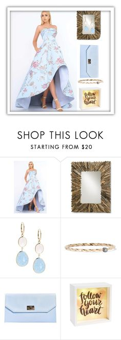"""Untitled #385"" by pesanjsp ❤ liked on Polyvore featuring Mac Duggal, Saks Fifth Avenue, Maria Black, Boohoo and LightBoxArts"