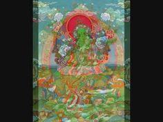 Green Tara Mantra - Dalai Lama - Meditation Buddha Buddhism, Tibetan Buddhism, Buddhist Art, Green Tara Mantra, 14th Dalai Lama, Indian Eyes, Meditation Youtube, Meditation Practices, Deities