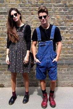 #Overalls for men and women @camilita2 overall dress
