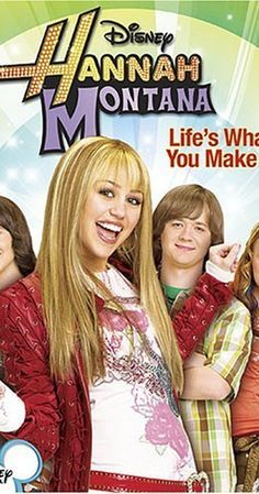Created by Rich Correll, Barry O'Brien, Michael Poryes.  With Miley Cyrus, Emily Osment, Jason Earles, Billy Ray Cyrus. Adventures of a teenage pop star who keeps her identity secret from even her closest friends by using a disguise on stage.