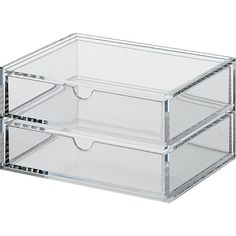 seriously...who would want see through storage!! AH!!