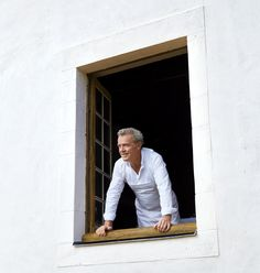 Alain Passard, the visionary chef of the Michelin-starred Paris restaurant L'Arpège, rules both farm and table. He shares his secrets for celebrating summer on the plate.
