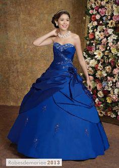 prcieuse srobe de bal de pick up petite amie empire des librations conditionnelles length sans manches royal blue wedding dressesroyal