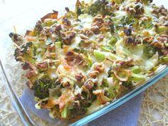 broccoli ovenschotel koolhydraatarm