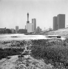 1971-Bunker Hill | LAPL photo collection