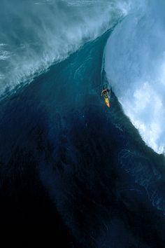 Ummmmm.... Big Wave!