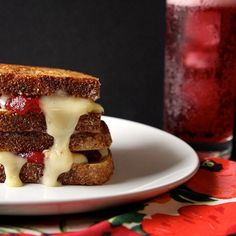 Leftover cranberries still? They don't spoil fast - make a cranberry brie grilled cheese sandwich and then video chat about it at https://createamixer.com/