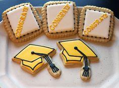 Grad cap ideas cookies-and-more