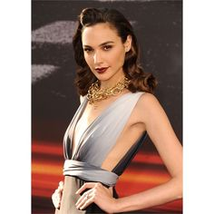 Gal Gadot on What Wonder Woman Would Smell Like Wonder Woman asserts her power with wrists clad in a pair of indestructible gauntlets exceptional strength and the Lasso of Truth. But Israeli actress Gal Gadot prefers to flaunt hers with a spritz of perfume (shes the face of Gucci Bamboo). After serving a couple of years in the Israeli military Gadot 30 is now tackling the role of the Amazonian warrior princess in this months Batman v Superman . I chatted with her about her favorite scents…