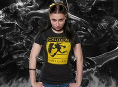 J!NX : League of Legends Singed Women's Tee - Clothing Inspired by Video Games & Geek Culture