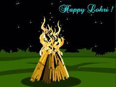 Happy Lohri wishes Wallpaper and funny lohri punjabi messages ,Happy lohri greeting cards sayings in Punjabi ,Lohri images ,Lohri Bonfire Photos