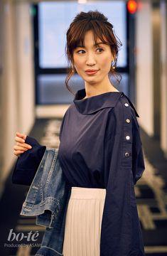 Churidhar Neck Designs, Blouse Designs, Japanese Beauty, Asian Beauty, Sexy Women, Women Wear, Kurti Patterns, Dress Skirt, Casual Dresses