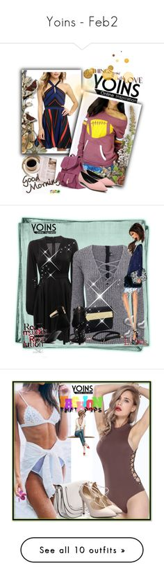 """""""Yoins - Feb2"""" by red-rose-girl ❤ liked on Polyvore featuring Valentino, Alice + Olivia, Boots, Sweater, bag, rosegal, Burberry, Yves Saint Laurent, Once Upon a Time and Christian Dior"""