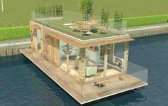 floating home photos