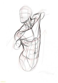 Anatomy Drawing Reference 25 ordinary Drawing Anatomy for Beginners Human Figure Drawing, Figure Sketching, Figure Drawing Reference, Body Drawing, Anatomy Reference, Life Drawing, Drawing Practice, Drawing Art, Anatomy Sketches