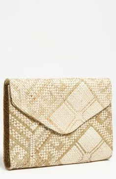 BANAGO 'Manila - Small' Clutch available at #Nordstrom