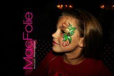 maquilleuse pour enfant - maquillage de fantaisie ( artistique ) / Noel
