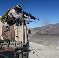 Marine Raider ( MARSOC)