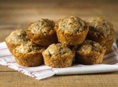 Banana All-Bran Muffins Recipe