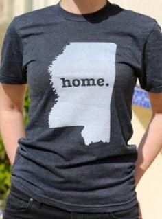 Mississippi Home. T - love