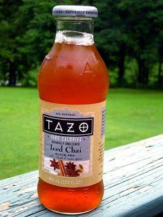 Tazo Zero-Calorie Iced Chai Black Tea - Go Dairy Free