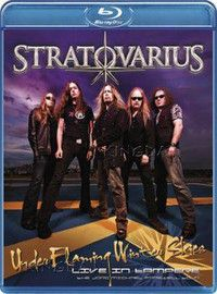 Stratovarius: Under flaming winter skies - live in Tampere bluray/dvd 18,95€