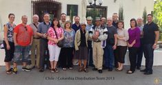 Chile/Colombia team 2013 #distribution #Bibles #team #Scripture #God #GideonsCanada Chile, Trips, Canada, God, Colombia, Traveling, Travel, Dios, Praise God